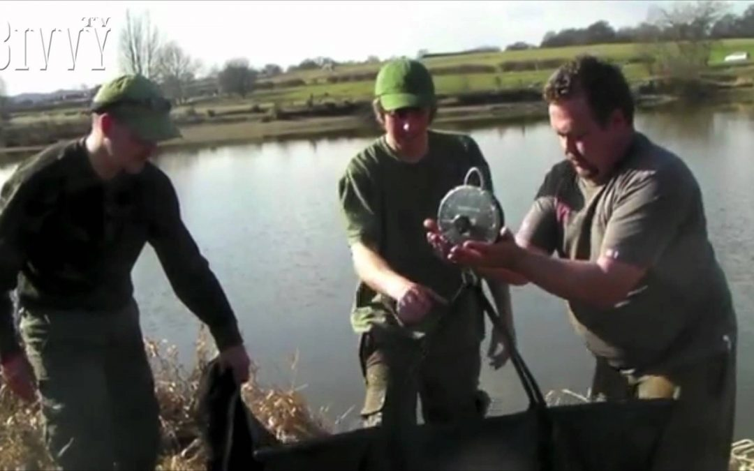 Latest News – 12th March 2012 – Bivvy.TV